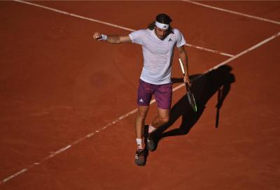 Tsitsipas, la forza delle emozioni. E con Djokovic...