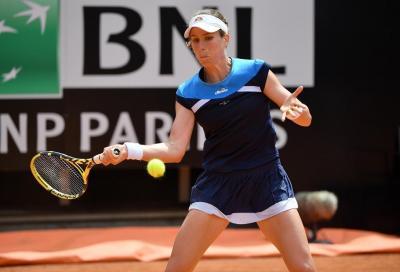 WTA 250 Nottingham: trionfa Johanna Konta, Zhang dominata