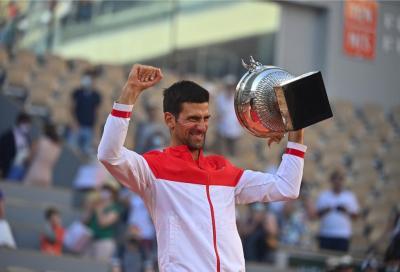 """Novak Djokovic dopo il trionfo al Roland Garros: """"Sono in una buona posizione per centrare il Golden Slam"""""""