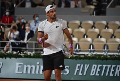 Race to Turin: Matteo Berrettini e Jannik Sinner nella top 10 dopo il Roland Garros