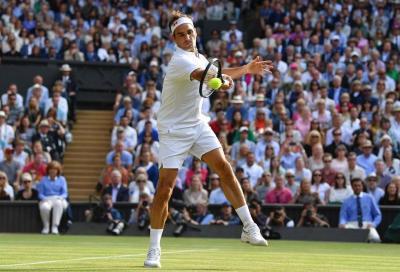 """Roger Federer: """"Wimbledon? Obiettivi alti, altrimenti non giocherei"""""""