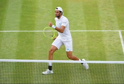 ATP Queen's: Berrettini fa suo il derby contro Travaglia