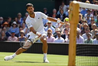 Novak Djokovic giocherà in doppio al Mallorca Championships