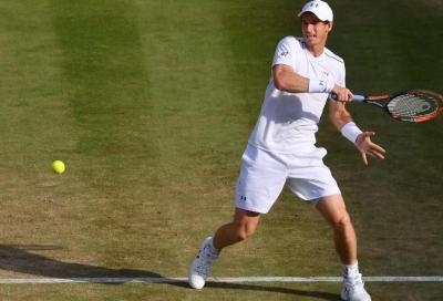 """Andy Murray: """"Sono innamorato del tennis ed è per questo che faccio questo sforzo"""""""