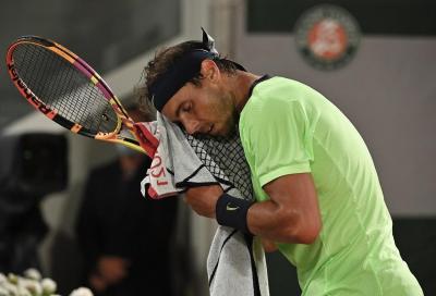 Ufficiale: Rafael Nadal non parteciperà a Wimbledon e alle Olimpiadi