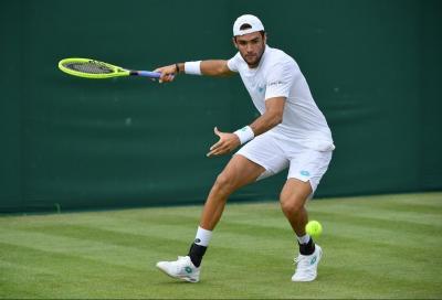 ATP Queen's: Berrettini passa in due set contro Murray