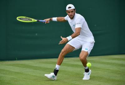 ATP Queen's, Berrettini in semifinale: Evans sconfitto in due set