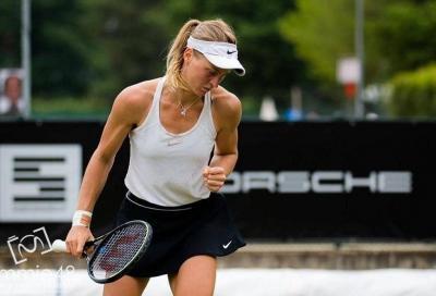 """WTA Berlino, prima finale per Samsonova: """"Difficile descrivere quello che sto provando"""""""
