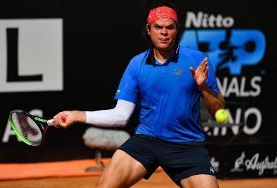Slitta il rientro di Milos Raonic, il canadese salta anche Wimbledon