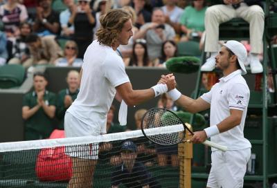 Wimbledon: sorteggiato oggi il tabellone maschile di qualificazioni, 8 azzurri al via