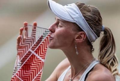 La favola di Liudmila Samsonova: trionfo a Berlino e wild card a Wimbledon