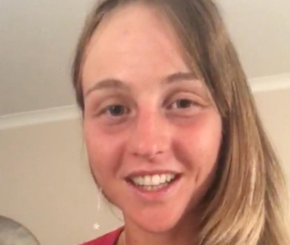 Liudmila Samsonova saluta i lettori del Tennis Italiano (VIDEO)