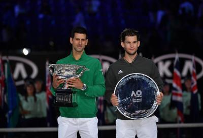 Maiorca, Djokovic e Thiem preparano insieme il torneo di Wimbledon (VIDEO)