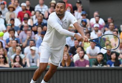 Wimbledon, Nick Kyrgios conferma la sua partecipazione
