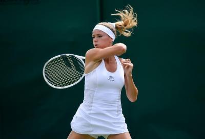 WTA Eastbourne, Giorgi show contro Pliskova: l'azzurra vola agli ottavi