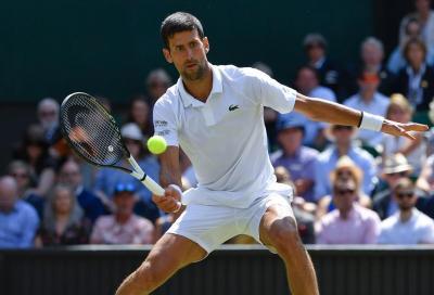 ATP Maiorca: vincono Djokovic e Medvedev, problemi al polso per Thiem