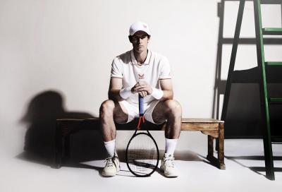 Wimbledon: Andy Murray vestirà in lana Merino grazie ad ACM e The Woolmark Company