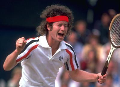 """40 anni da """"You cannot be serious"""": la fortuna di McEnroe"""
