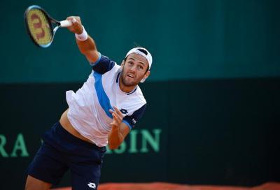 ATP Maiorca: Travaglia si arrende a Bautista Agut, Djokovic avanti in doppio