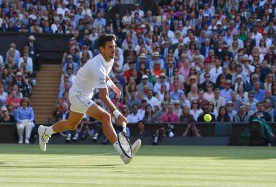 Maiorca: infortunio per Gomez-Herrera, niente finale per Djokovic