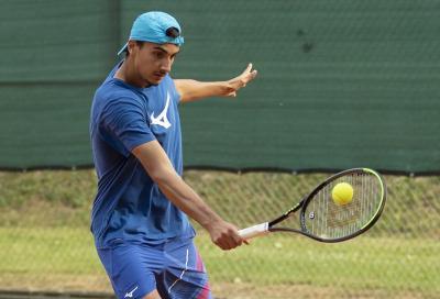 """Lorenzo Sonego: """"De Minaur ha meritato. A Wimbledon penserò partita dopo partita"""""""