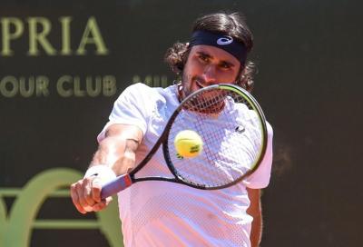 Challenger Milano: Moroni batte anche Rune, sarà finale contro Coria