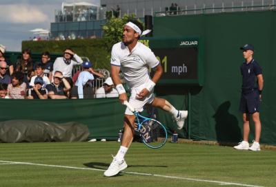 Wimbledon, Fabio Fognini vola al terzo turno. Finisce l'avventura di Seppi