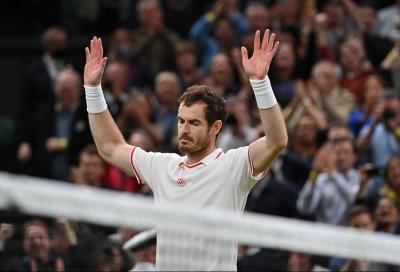 Andy Murray: il fab four strappato troppo presto all'élite del tennis