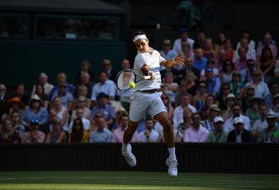 Wimbledon, Federer agli ottavi di finale: sarà l'avversario di Sonego