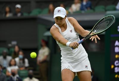 Wimbledon, il programma di oggi: Barty e Sabalenka sul Centre Court