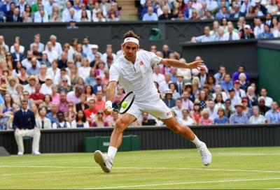 """Roger Federer dopo il successo su Sonego: """"Vedremo quanto mi è rimasto ancora nel serbatoio"""""""