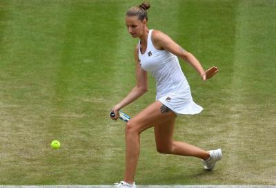 Wimbledon, Pliskova e Sabalenka non sbagliano e si sfideranno in semifinale