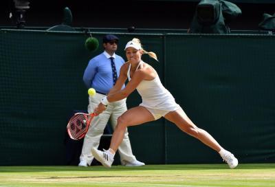 """Angelique Kerber: """"So come tornare più forte di prima, adoro Wimbledon"""""""