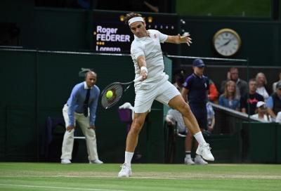 Hurkacz domina sul Centre Court: Federer saluta Wimbledon