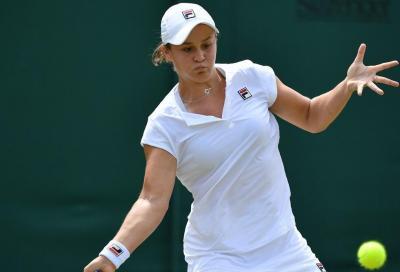 Wimbledon, programma oggi: è il giorno delle semifinali femminili