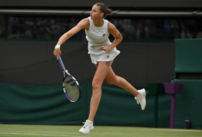 Karolina Pliskova show: la ceca stende Aryna Sabalenka e vola in finale a Wimbledon