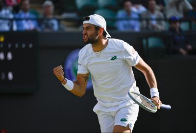 Wimbledon, Berrettini doma Hurkacz: è il primo italiano in finale ai Championships