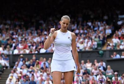Wimbledon, il programma di sabato 10 luglio: Barty e Pliskova si sfidano per il titolo