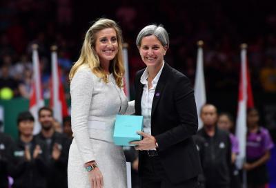 Ufficiale: Marija Cicak sarà la prima donna della storia a dirigere la finale maschile di Wimbledon