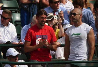 """Goran Ivanisevic: """"Djokovic non sarà mai amato come Federer ma non credo gli importi"""""""