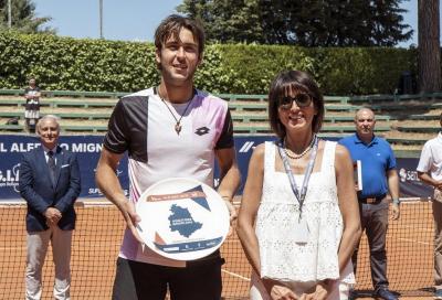 """Etcheverry trionfa a Perugia: """"Felicissimo del mio primo titolo Challenger"""""""