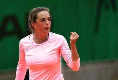 Wta Losanna: Bronzetti esce a testa alta contro Zidansek, fuori anche Giorgi