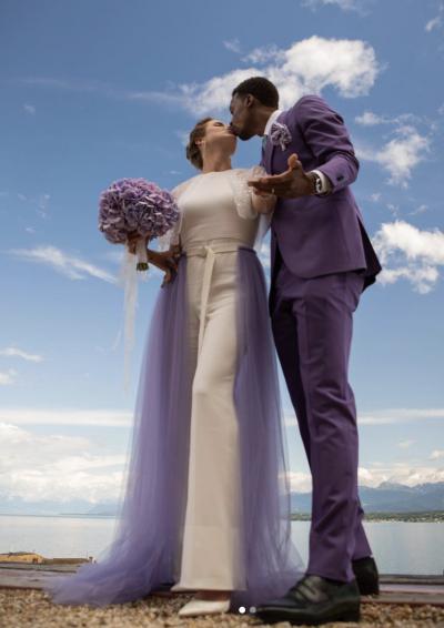 Elina Svitolina e Gael Monfils si sono sposati