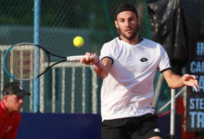 ATP Umago: Travaglia vince ancora, Giannessi cede a Gasquet