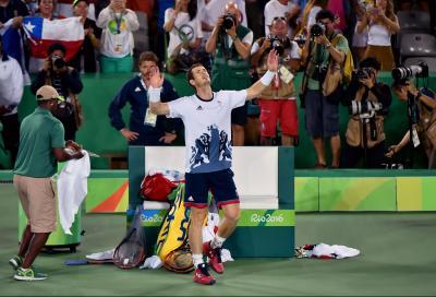 Tokyo 2020, allenamento stellare con Novak Djokovic e Andy Murray