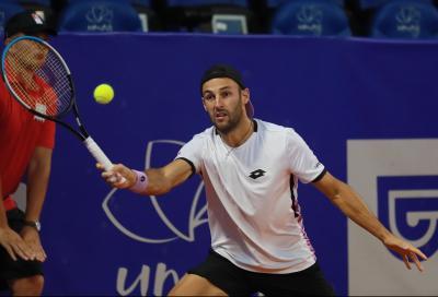 ATP Umago, programma venerdì 23 luglio: Travaglia per un posto in semifinale
