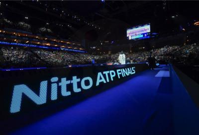 """Nitto ATP Finals di Torino: sabato da piazza Castello parte """"Tennis in piazza"""""""