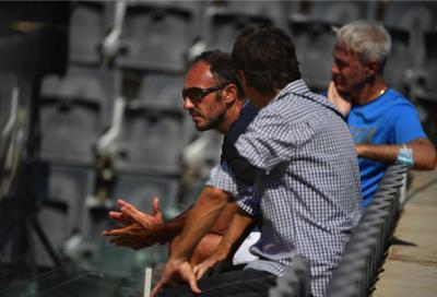 Vincenzo Santopadre risponde a Fognini: