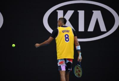 """Nick Kyrgios: """"Mi sento un'icona del tennis, ogni torneo potrebbe essere l'ultimo"""""""