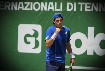 Challenger Cordenons: Giulio Zeppieri vola ai quarti e migliora il suo best ranking